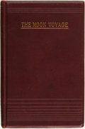 "Books:Science Fiction & Fantasy, Jules Verne. The Moon-Voyage... Containing ""From the Earth tothe Moon"" and ""Round the Moon"". Lever Brothers, [n..."