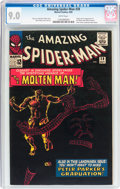 Silver Age (1956-1969):Superhero, The Amazing Spider-Man #28 (Marvel, 1965) CGC VF/NM 9.0 Whitepages....