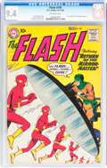 Silver Age (1956-1969):Superhero, The Flash #109 (DC, 1959) CGC NM 9.4 Off-white pages....