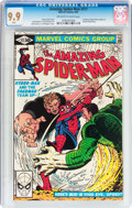 Modern Age (1980-Present):Superhero, The Amazing Spider-Man #217 (Marvel, 1981) CGC MT 9.9 Off-white towhite pages....