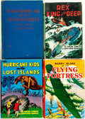 Books:Children's Books, [Children's]. Group of Four Adventure Titles for Boys. Variouspublishers, 1941 - 1943.... (Total: 4 Items)