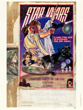"Movie Posters:Science Fiction, Star Wars (20th Century Fox, 1977). Poster (30"" X 40"") Style D....."