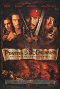 """Movie Posters:Adventure, Pirates of the Caribbean: The Curse Of The Black Pearl (BuenaVista, 2003). One Sheet (27"""" X 40"""") DS. Adventure.. ..."""