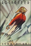 """Movie Posters:Action, Rocketeer (Buena Vista, 1991). One Sheet (27"""" X 40"""") DS Advance.Action.. ..."""