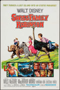"Movie Posters:Adventure, Swiss Family Robinson & Other Lot (Buena Vista, R-1972). OneSheets (2) (27"" X 41""). Adventure.. ... (Total: 2 Items)"