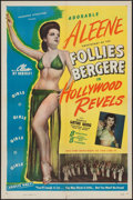 "Movie Posters:Sexploitation, Hollywood Revels (Roadshow Attractions, 1946). One Sheet (27"" X41""). Sexploitation.. ..."