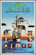 "Movie Posters:Fantasy, Time Bandits & Other Lot (Avco Embassy, 1981). One Sheet (27"" X 41""). Fantasy.. ... (Total: 2 Items)"