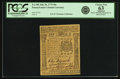 Colonial Notes:Pennsylvania, Pennsylvania July 20, 1775 40 Shillings Fr. PA-180. PCGS Choice New63 Apparent.. ...