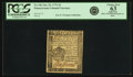 Colonial Notes:Pennsylvania, Pennsylvania October 25, 1775 3 Pence Fr. PA-181. PCGS Choice New63 Apparent.. ...