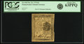 Colonial Notes:Pennsylvania, Pennsylvania October 25, 1775 6 Pence Fr. PA-183. PCGS Choice New63PPQ.. ...