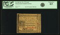 Colonial Notes:Pennsylvania, Pennsylvania October 25, 1775 2 Shillings 6 Pence Fr. PA-188. PCGSChoice New 63.. ...