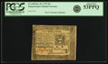 Colonial Notes:Pennsylvania, Pennsylvania October 25, 1775 10 Shillings Fr. PA-190. PCGS AboutNew 53PPQ.. ...