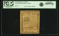 Colonial Notes:Pennsylvania, Pennsylvania April 25, 1776 20 Shillings Fr. PA-206. PCGS Very Fine30PPQ.. ...