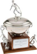 Baseball Collectibles:Others, 1965 Bobby Murcer Greensboro Yankees Most Valuable Player Trophyfrom The Bobby Murcer Collection. ...