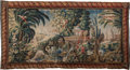 Decorative Arts, Continental:Other , A Large Flemish Baroque-Style Figural Tapestry, 19th century. 96inches high x 171 inches wide (243.8 x 434.3 cm). ...