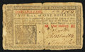 Colonial Notes:New Jersey, New Jersey March 25, 1776 1s Very Good.. ...