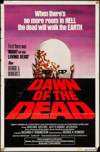 "Dawn of the Dead & Other Lot (United Film Distribution, 1978). One Sheets (2) (27"" X 41"") Red Style. H..."