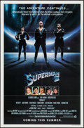 "Movie Posters:Action, Superman II (Warner Brothers, 1981). One Sheet (27"" X 41"") Advance.Action.. ..."