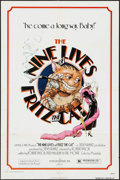 "Movie Posters:Animation, The Nine Lives of Fritz the Cat (American International, 1974). One Sheet (27"" X 41""). Animation.. ..."