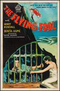 "Movie Posters:Adventure, The Flying Fool (BIP America, 1931). One Sheet (27"" X 41"").Adventure.. ..."