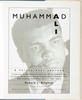 Books:Biography & Memoir, Muhammad Ali, subject and introduction. SIGNED. Howard L. Bingham.Muhammad Ali. New York: Simon & Schuster, [19...