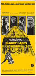 "Movie Posters:Science Fiction, Planet of the Apes (20th Century Fox, 1968). Australian Three Sheet(39.75"" X 79""). Science Fiction.. ..."