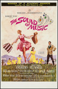 "Movie Posters:Academy Award Winners, The Sound of Music (20th Century Fox, 1965). One Sheet (27"" X 41"") Academy Awards Style. Academy Award Winners.. ..."