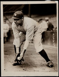 Baseball Collectibles:Photos, 1923 Babe Ruth Original Photograph By Sy Seidman. ...