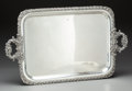 Silver Holloware, British:Holloware, An English Sheffield-Plate Serving Tray, 20th century. Marks: EPON COPPER. 30 inches wide x 17-3/4 inches deep x (76.2 ...