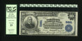 National Bank Notes:Kentucky, Somerset, KY - $10 1902 Plain Back Fr. 633 The Farmers NB Ch. #5881. ...