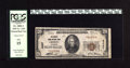 National Bank Notes:Colorado, Greeley, CO - $20 1929 Ty. 1 The Greeley NB Ch. # 4437. W.H. Barberand T.C. Phillips managed this bank. PCGS Fine 15....