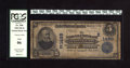 National Bank Notes:Maryland, Baltimore, MD - $5 1902 Date Back Fr. 590 The National Union Bankof Maryland Ch. # (E)1489. An interesting bank title l...