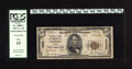 National Bank Notes:Virginia, Norfolk, VA - $5 1929 Ty. 2 NB of Commerce Ch. # 9885. This is theonly Type Two $5 in the Kelly census with this bank t...
