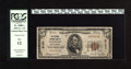 National Bank Notes:West Virginia, Wheeling, WV - $5 1929 Ty. 1 The National Exchange Bank Ch. # 5164.Cashier C.W. Jeffers signature also appears on Serie...