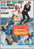 "Movie Posters:James Bond, On Her Majesty's Secret Service (United Artists, R-1978). SwedishOne Sheet (27.25"" X 39.25""). James Bond.. ..."
