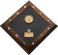 Baseball Collectibles:Others, 1974 Bobby Murcer American League All-Star Game Presentation Clockfrom The Bobby Murcer Collection. ...
