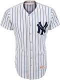 Baseball Collectibles:Uniforms, 1990 Bobby Murcer Game Worn New York Yankees Old-Timers' Day Jersey from The Bobby Murcer Collection. ...