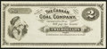 Obsoletes By State:Ohio, Canaanville, OH-Canaan Coal Company $2 18__ Wolka 0264-06Remainder. ...