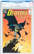 Modern Age (1980-Present):Superhero, Detective Comics #583 (DC, 1988) CGC NM/MT 9.8 White pages....