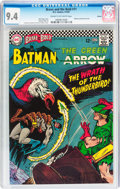 Silver Age (1956-1969):Superhero, The Brave and the Bold #71 Batman and Green Arrow - Boston pedigree (DC, 1967) CGC NM 9.4 Cream to off-white pages....