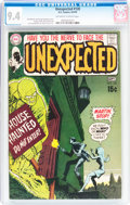 Bronze Age (1970-1979):Horror, Unexpected #120 (DC, 1970) CGC NM 9.4 Off-white to white pages....