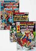 Modern Age (1980-Present):Superhero, Marvel Team-Up Group of 66 (Marvel, 1978-85) Condition: AverageNM.... (Total: 66 Comic Books)