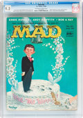 Magazines:Mad, MAD #40 (EC, 1958) CGC NM- 9.2 Off-white to white pages....