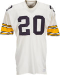 Football Collectibles:Uniforms, Early 1970's Rocky Bleier Game Worn Pittsburgh Steelers Jersey....