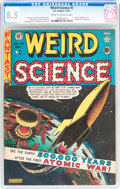 Golden Age (1938-1955):Science Fiction, Weird Science #5 (EC, 1951) CGC VF+ 8.5 Cream to off-whitepages....