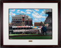 Baseball Collectibles:Others, 2000's Roger Maris 61st Home Run Original Painting by BillPurdom....