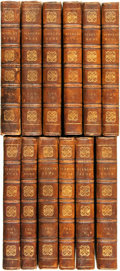 Books:World History, Edward Gibbon. The History of the Decline and Fall of the RomanEmpire... In Twelve Volumes. London: Printed by A. S... (Total:12 Items)