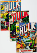 Bronze Age (1970-1979):Superhero, The Incredible Hulk Group of 30 (Marvel, 1971-79) Condition:Average VF/NM.... (Total: 30 Comic Books)