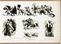 Books:Art & Architecture, [Political Cartoons]. Cartoons of the War of 1898 with Spain from Leading Foreign and American Papers. Chicago: Belf...