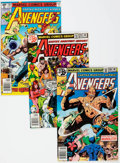 Modern Age (1980-Present):Superhero, The Avengers Group of 67 (Marvel, 1979-88) Condition: AverageFN/VF.... (Total: 67 Comic Books)